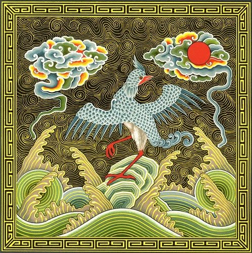 Racinet Polychrome - Chinese