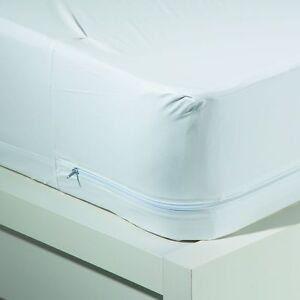 Memory Foam Topper Mattress Includes Zippered Waterproof