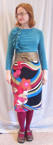 Front with Skirt