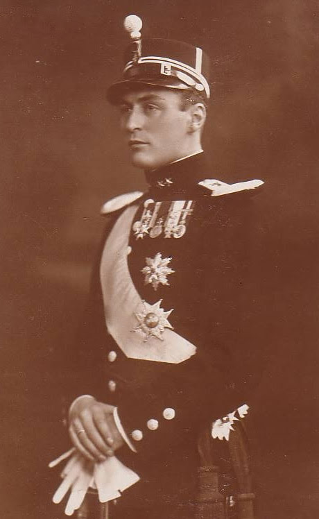 Crown Prince Olav