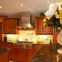 How to Reface Laminate Kitchen Cabinets   eHow