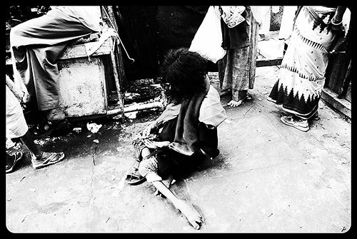 In India Once A Beggar Always A Beggar by firoze shakir photographerno1