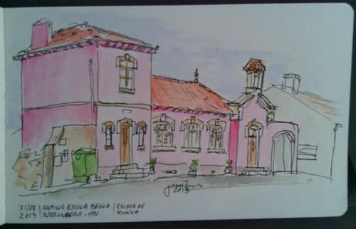 Escola de Música em Abrunheira - Montemor-o-Velho by JMADesigner