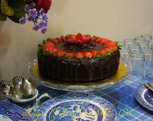 INDULGENCE CHOCOLATE CAKE