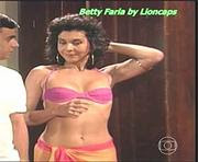 Betty Faria sensual na novela Tieta