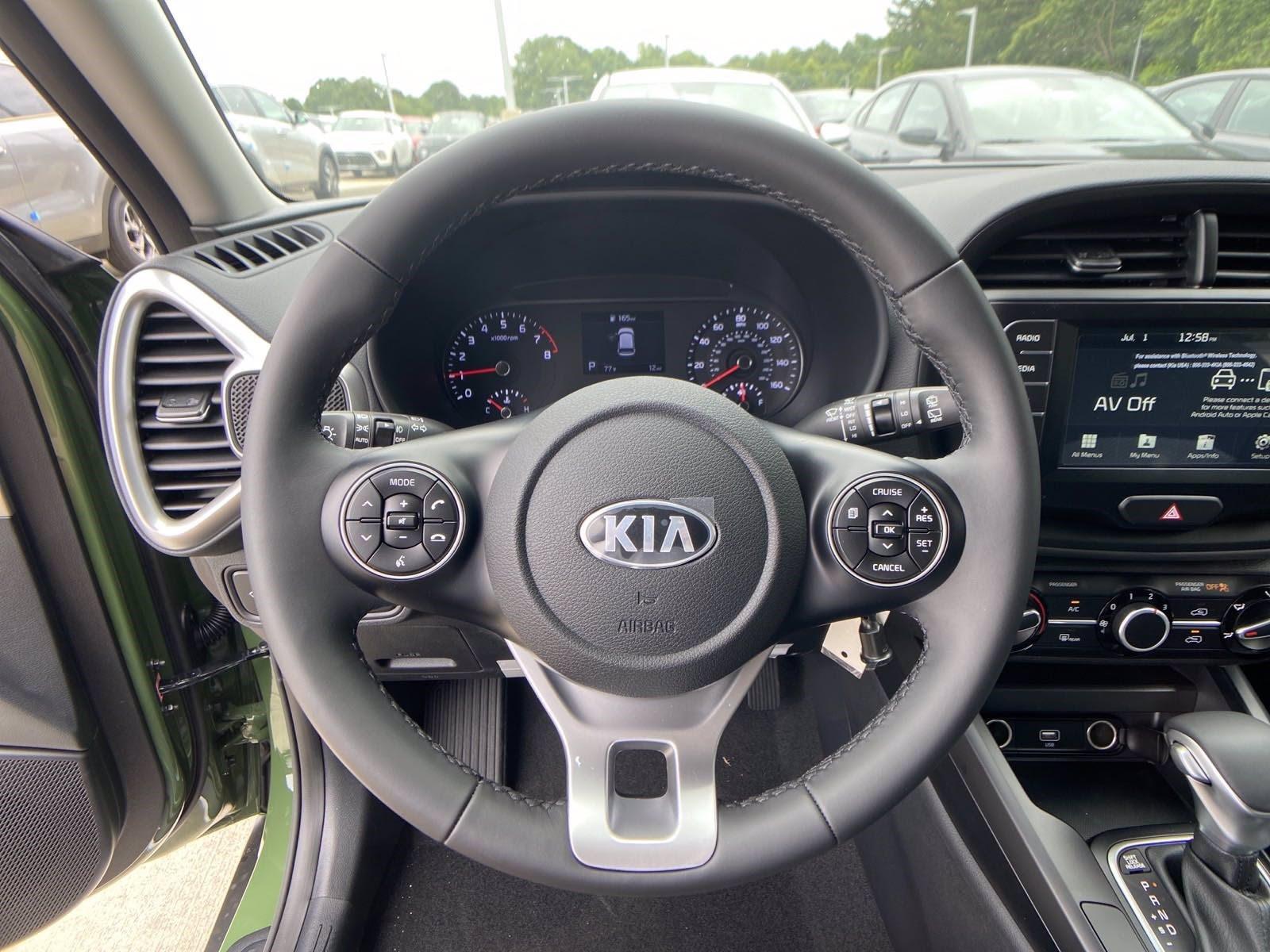 new 2021 kia soul xline hatchback in 608621  ed voyles