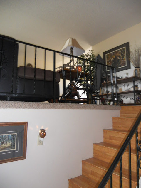 Foyer to upstairs