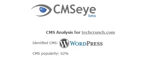 CMS Eye