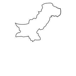 Black Outline Map Of Pakistan Clipart Cliparts Of Black Outline Map Of Pakistan Free Download Wmf Eps Emf Svg Png Gif Formats