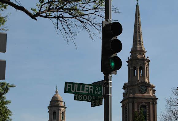 La Calle 16, Washington DC. Foto: Ismael Francisco/ Cubadebate