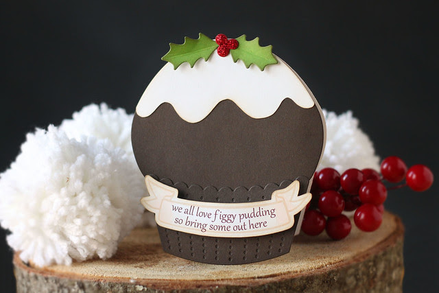 we'd all love some figgy pudding