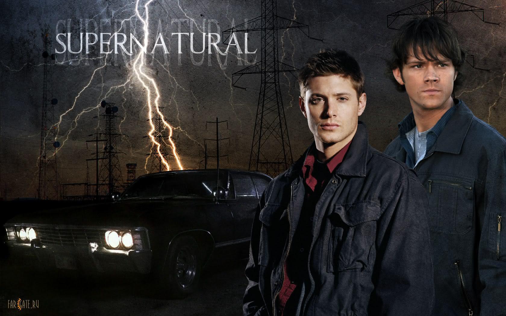 Resultado de imagem para série sobrenatural