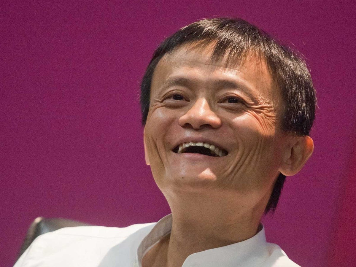 AGE 50: Jack Ma