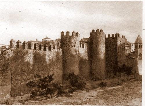 Torres de la Reina a inicios del siglo XX