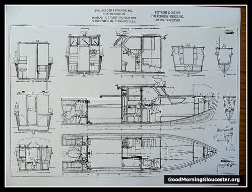 Lobster boat plans build | Chya