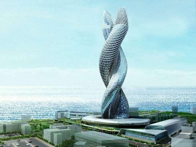 Edifícios fascinantes que o mundo está construindo