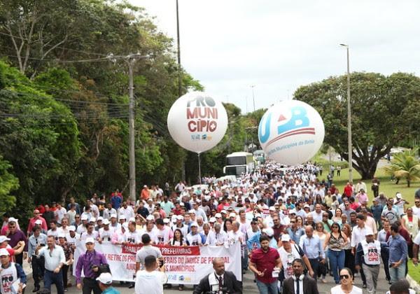 Foto: Divulgação/União dos Municípios da Bahia