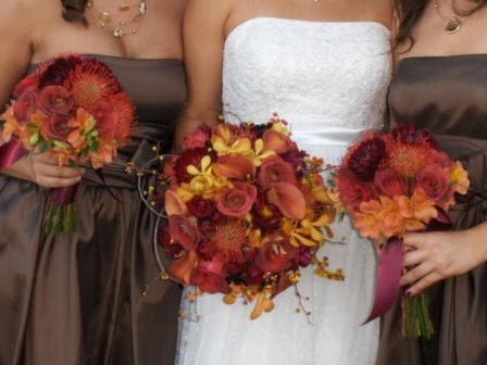 Fall Wedding Ideas Fall Wedding Bouquets Fall Wedding Colors