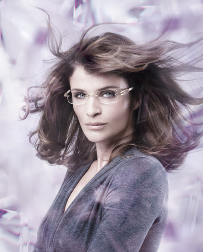 Helena Christensen - Silhouette Eyewear