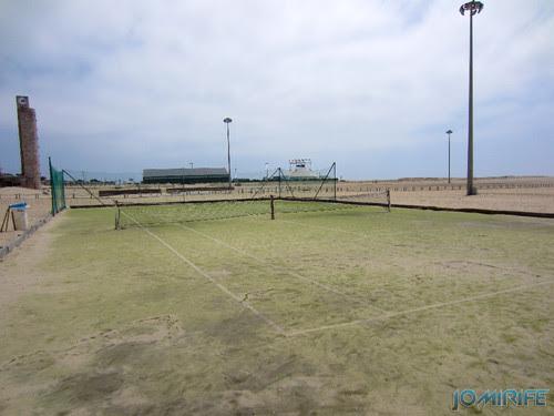Campos de praia da Figueira da Foz / Buarcos #2 - Tenis (3) [en] Game fields on the beach of Figueira da Foz / Buarcos - Tenis