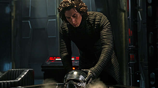 Star Wars Episode VIII Kylo Ren Humanity