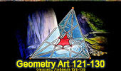 Online Geometry Problem Art 121-130.