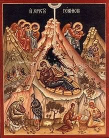 Nativity of our Lord and God and Saviour Jesus Christ