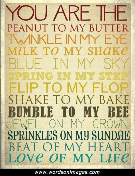 Quotes In Rhyming Words