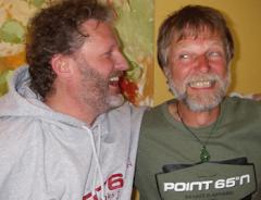 Tomas Ohman & Nigel Foster