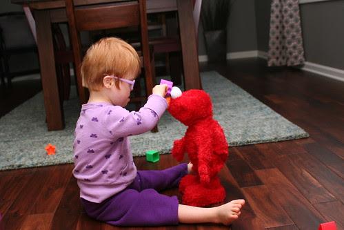 Elmo Stacking