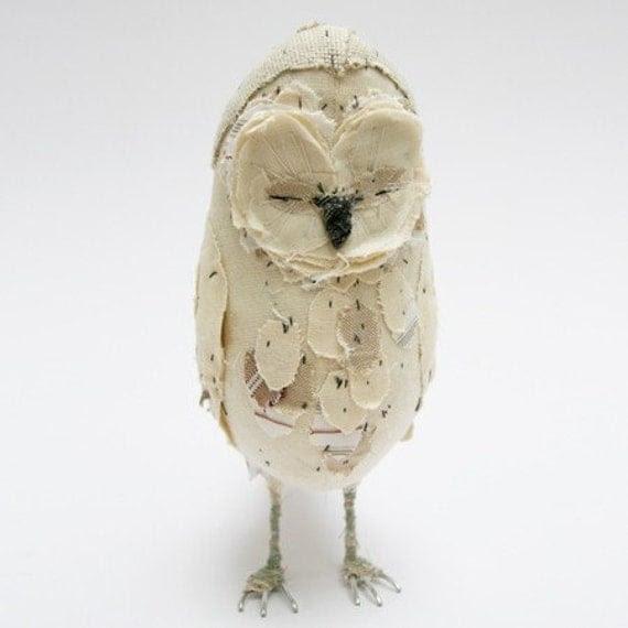 Ponsenby Owl- CREAM
