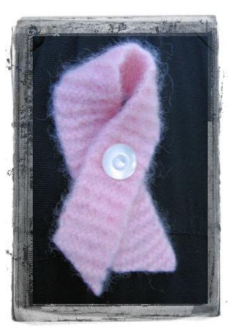 pink ribbon :: rosa sløyfe