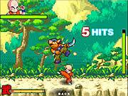 Jogar Dragon ball fighting 2 Jogos