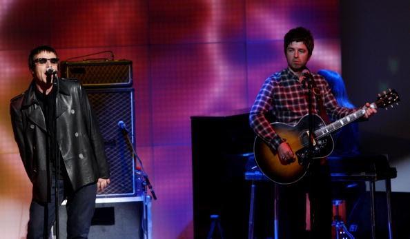 Oasis em 2008 (Foto: Getty Images)