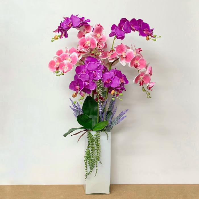 Silk Flowers Artificial Flower Arrangement Singapore Flower Shop Singapore Flor