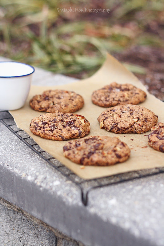 Perfect Chewy Gluten-Free Chocolate Chip Cookies