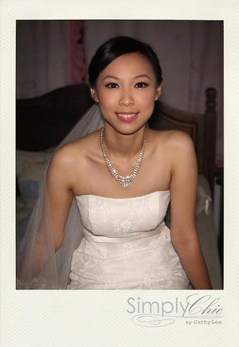 Susan ~ Wedding Day