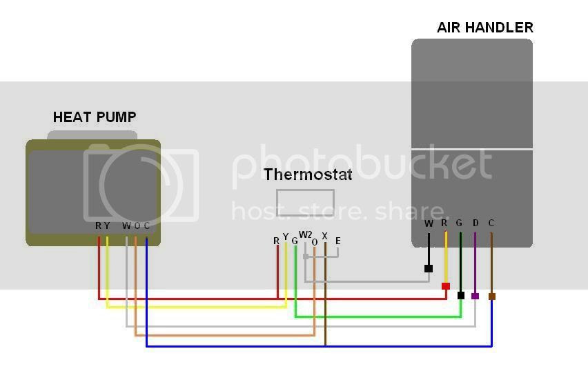 🏆 diagram in pictures database heating ac wiring to