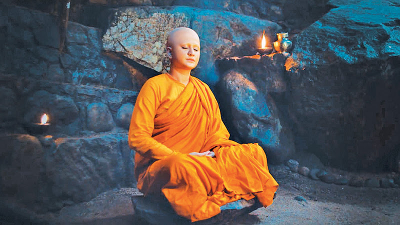 Trials and travails of an enlightened Buddhist nun