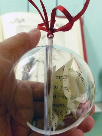 A Christmas Carol Bauble Charles Dickens Bah Humbug quote