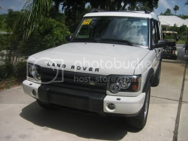 2004 Land Rover Discovery II SE7. originally purchased in May of 07 with 16k