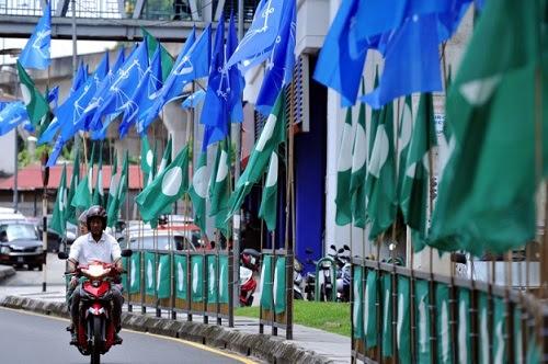 Politik Malaysia menuju pecah belah kaum?