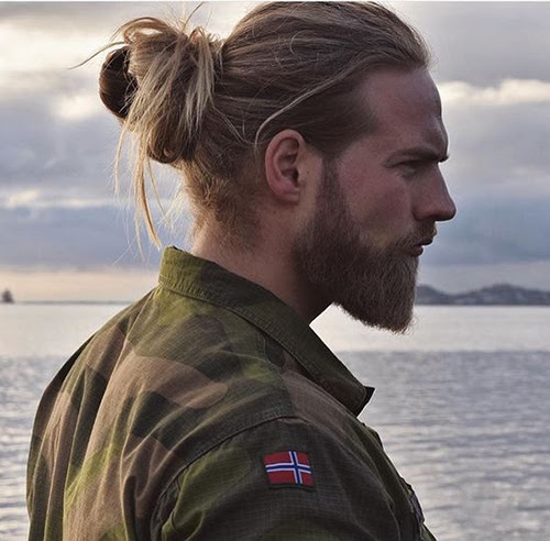 20 Cool Men with Long Hair - HairStyle 2017