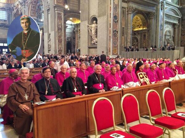 Karl Rodig at the Synod 01