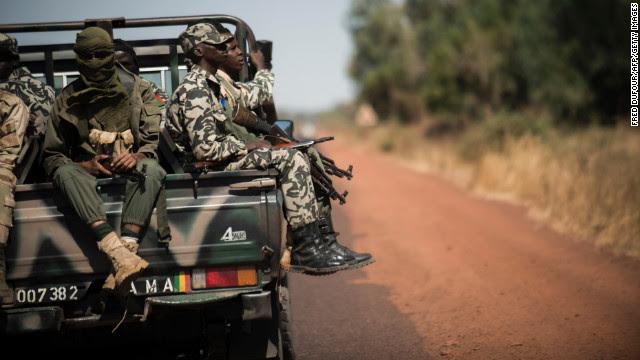 Photos: Mali military braces against Islamist insurgents