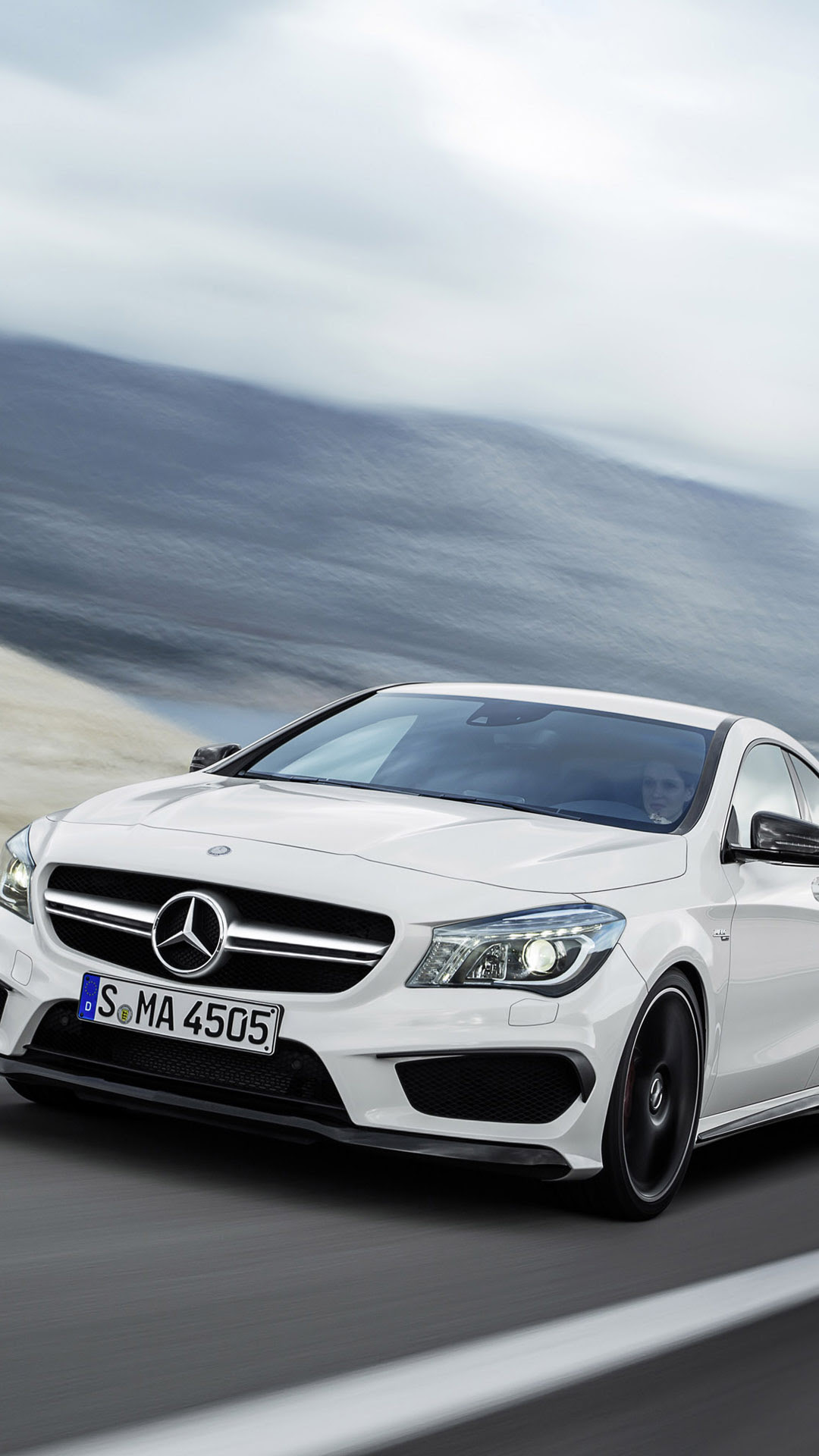 Mercedes Benz Cla 45 Amg Best Htc One Wallpapers Free And Easy To Download