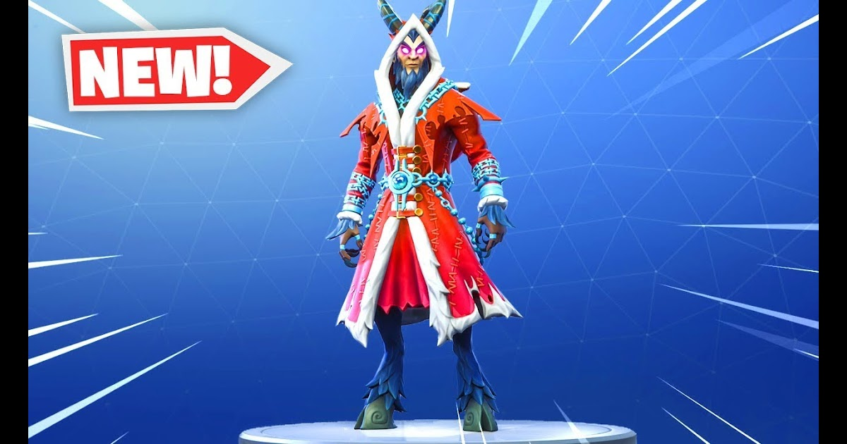 Fortnite Christmas Skins Krampus Fortnite Free V Bucks Generator