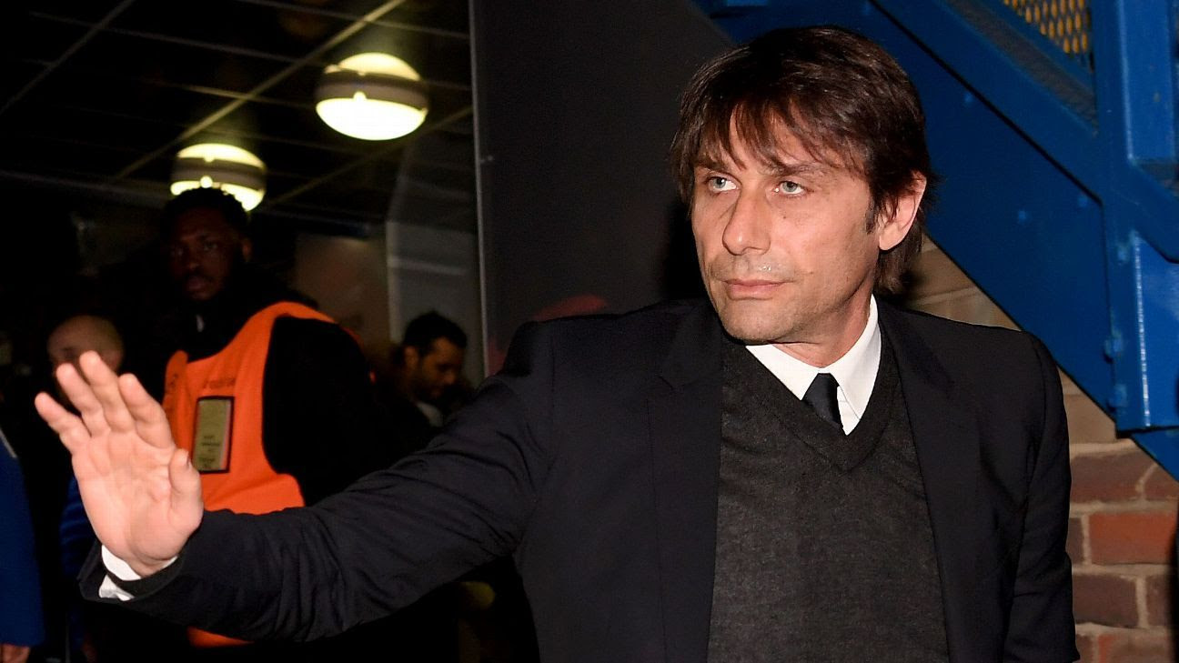 Antonio Conte Chelsea sack speculation 'no problem for me'