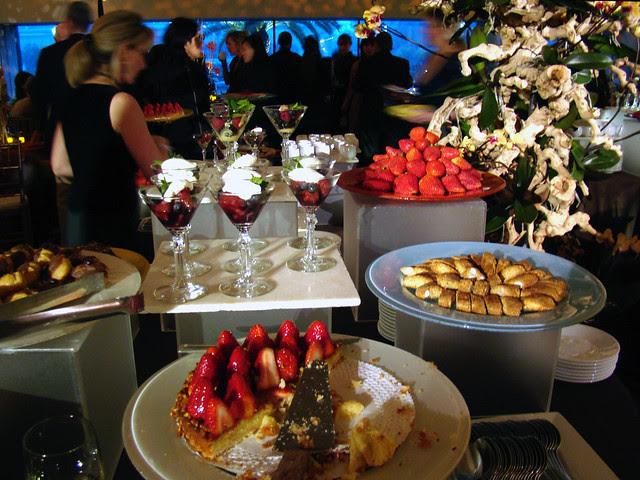 Room Four Dessert Menu