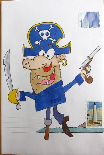 Pirate Series Book #3